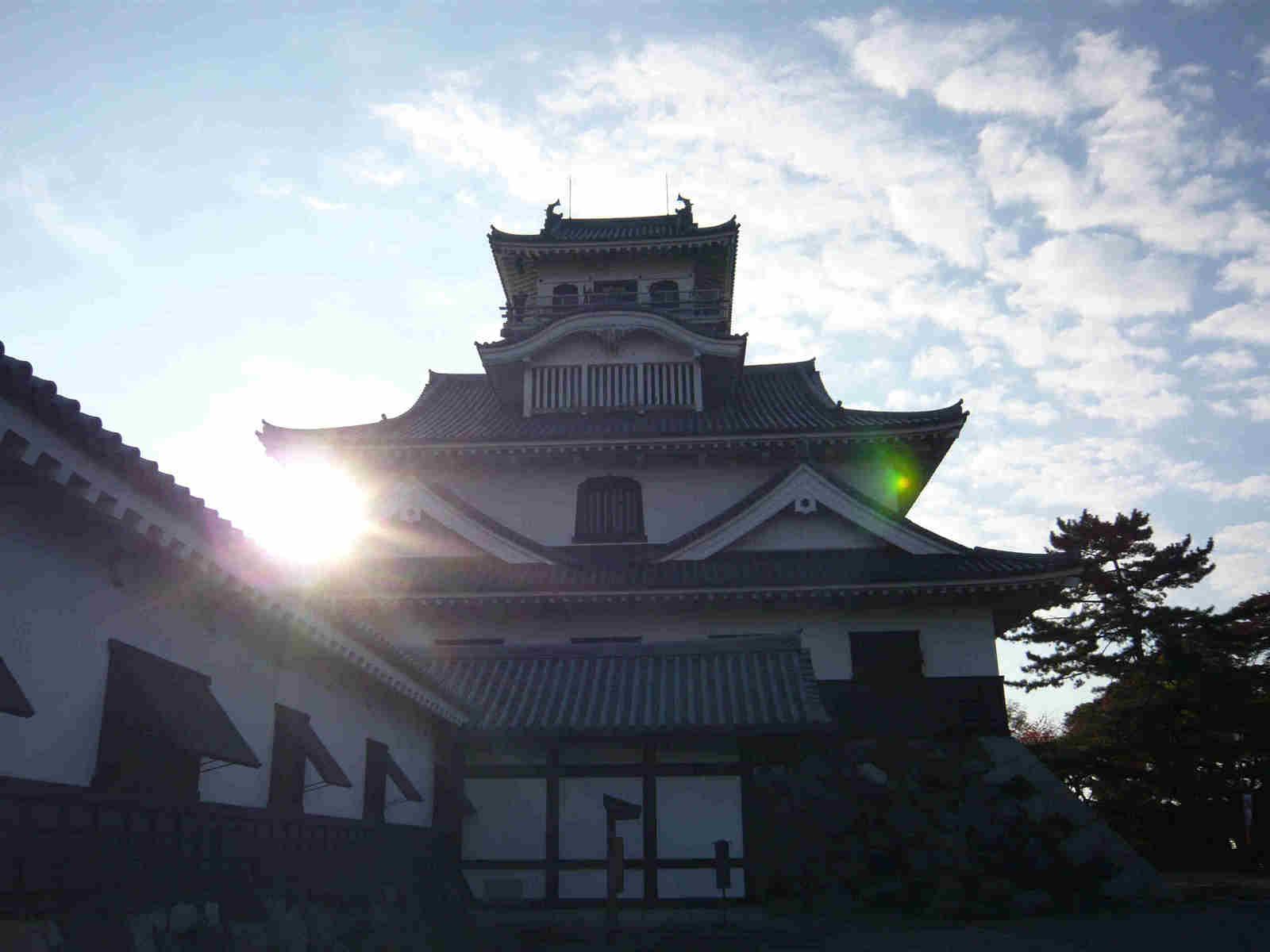 Nagahama_castle_historica_museum