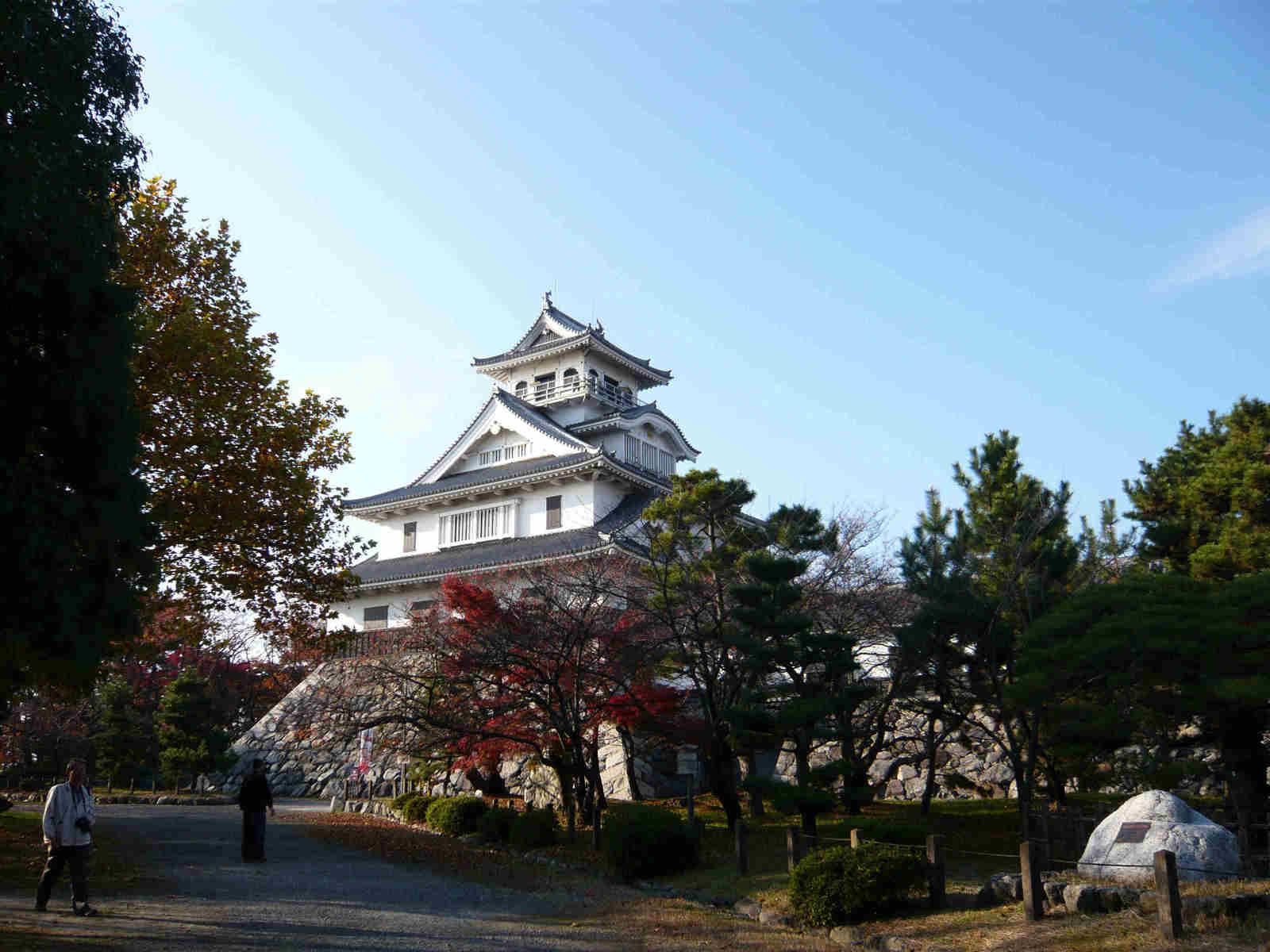 Nagahama_castle_2