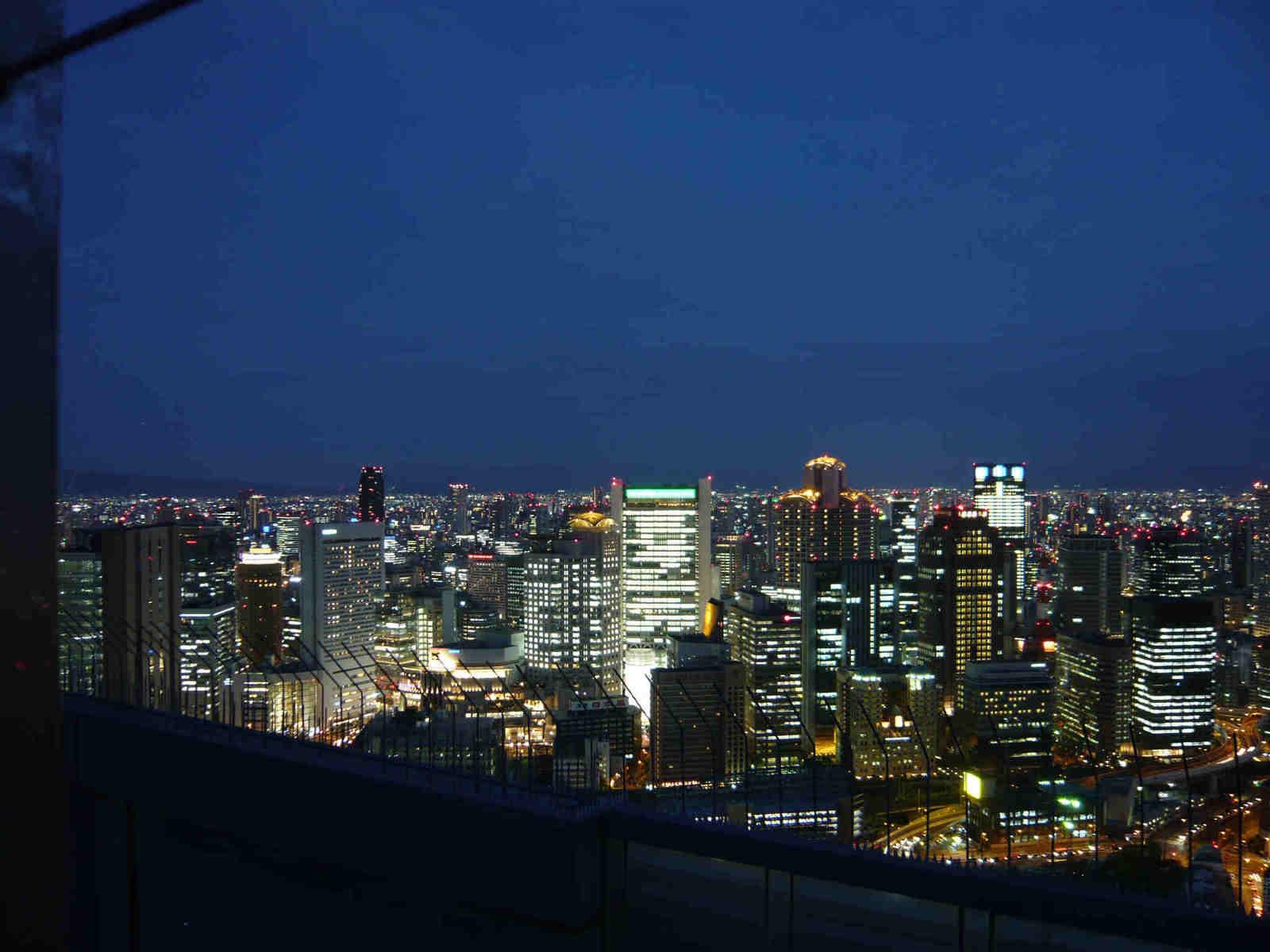 Osaka_night_view