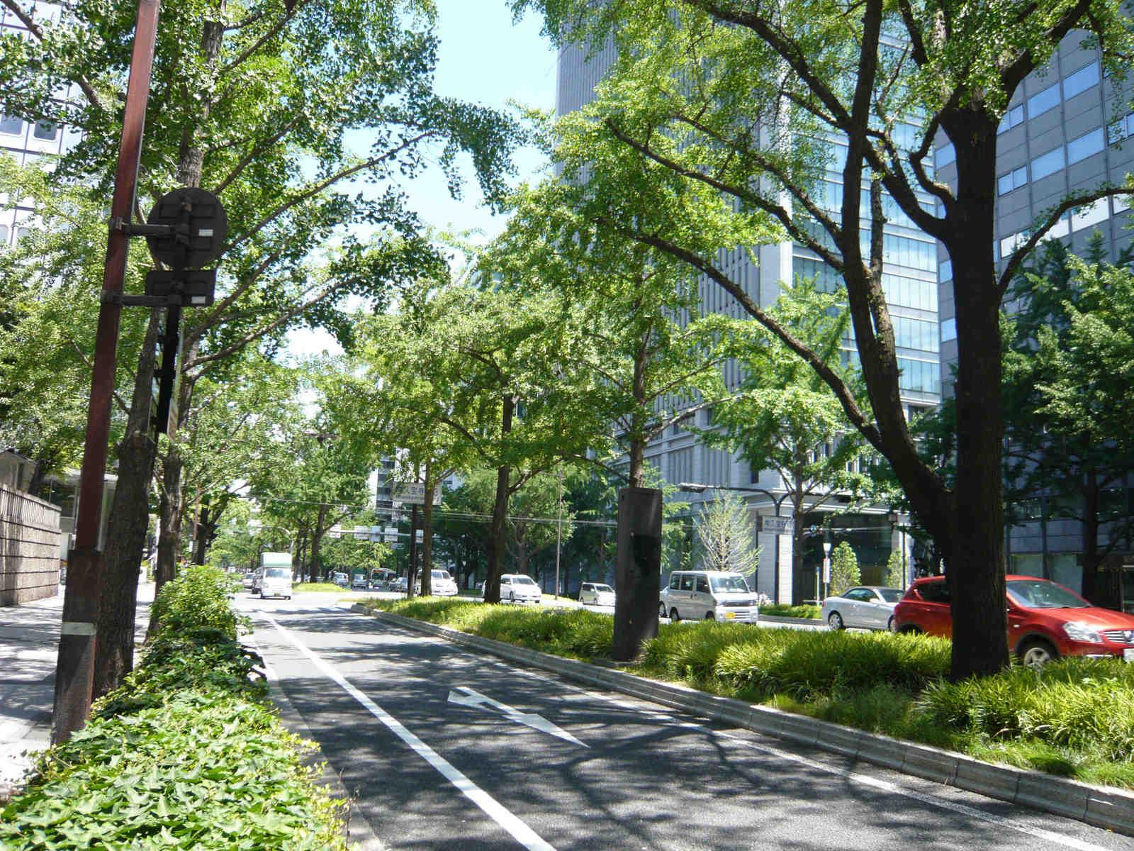 Midosuji_street